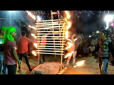 Shivdhara Darbhanga Muharram   Dangerous Stand   By Md Raja   Mai Rahu Ya Na Rahu   T.K Video 2017