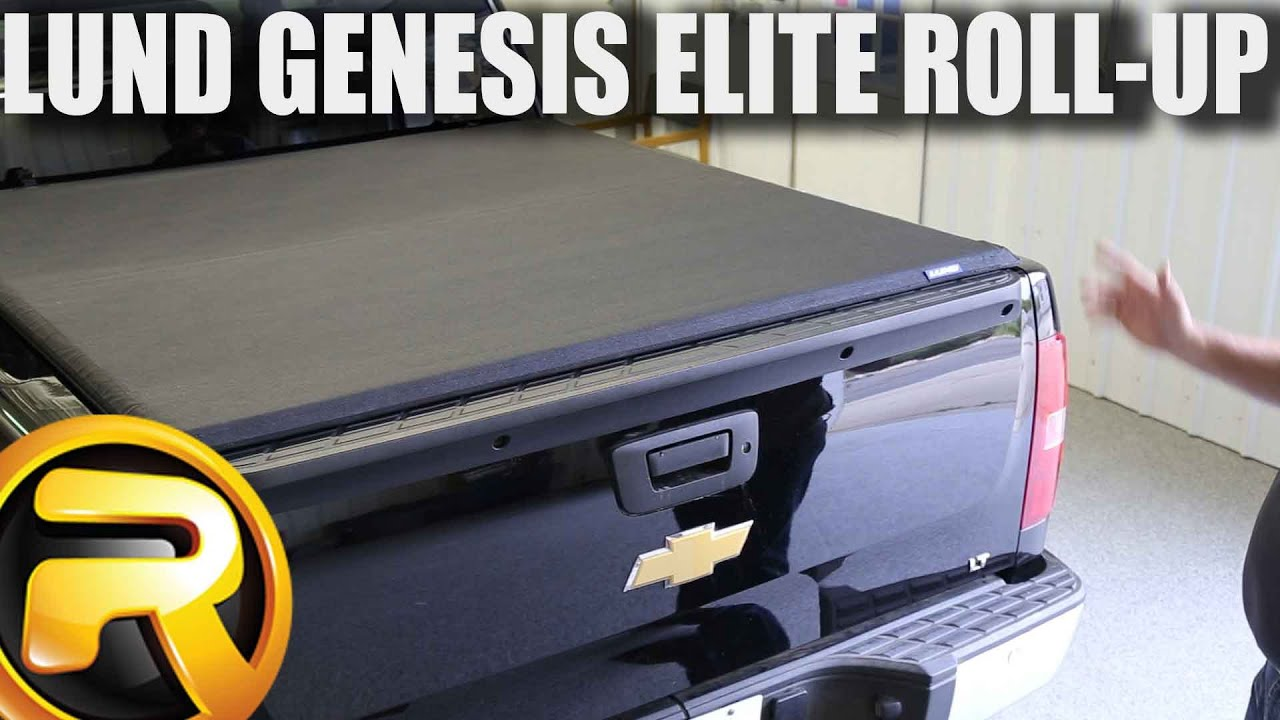 How to Install the Lund Genesis Elite Roll-Up Tonneau Cover