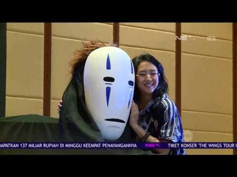 Sherina Munaf Isi Soundtrack Film Animasi Jepang Produksi Ghibli