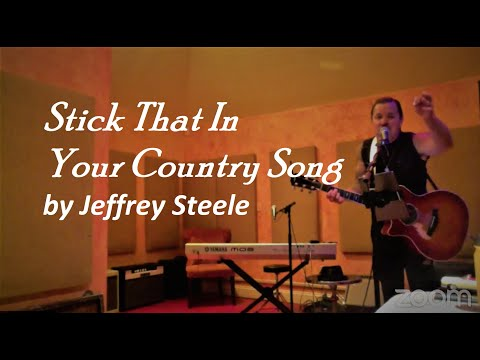 Stick That In Your Country Song (demo) by Jeffrey Steele