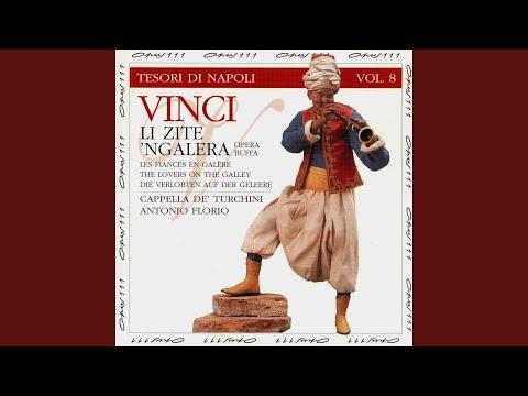 Li zite 'ngalera, Act II, Scene 8: Nenna mia (Aria) (Col'Agnolo)