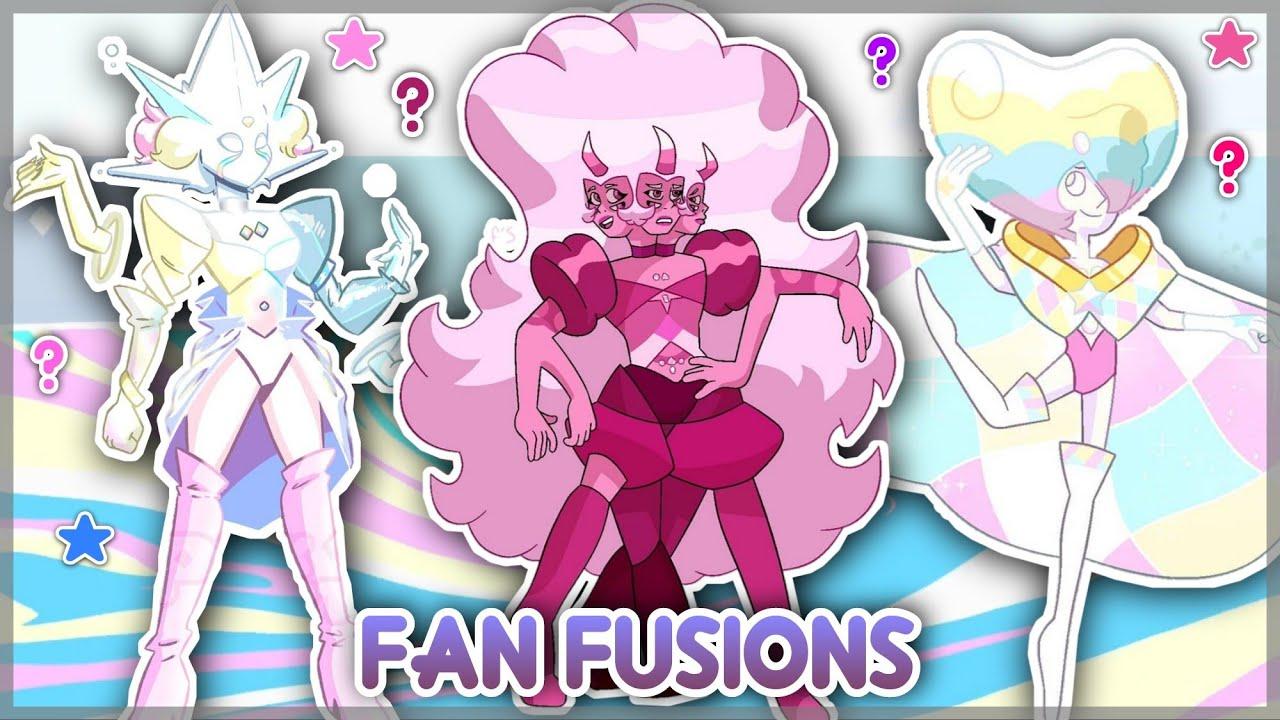 Steven Universe - fan fusions #34 Steven universo possíveis/impossíveis fusões) possible mergers