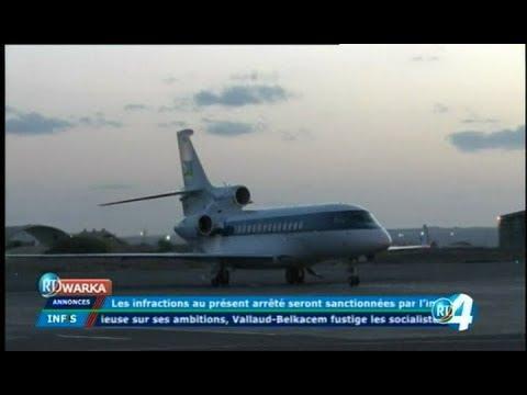 Télé Djibouti Chaine Youtube : JT Somali du 15/12/2017