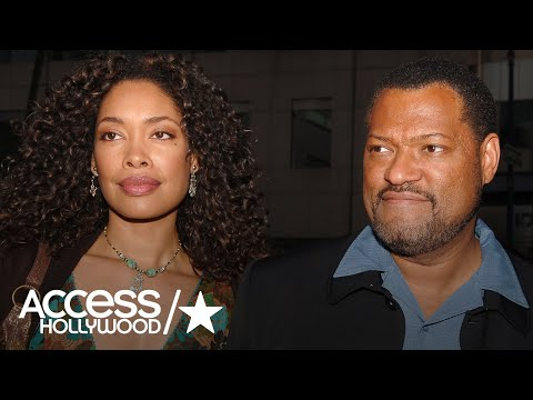 Gina Torres Announces Split From Husband Laurence Fishburne – But It's Not What You Think