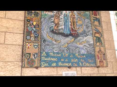 Church Of The Annunciation - Nazareth. Israel