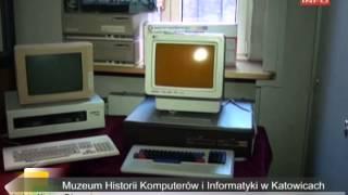 Muzeum Historii Komputerów i Informatyki.