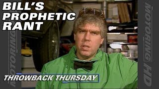 Throwback Thursday: Bill