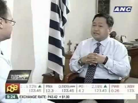 ANC Business Nightly Interview with Secretary Cesar V. Purisima, May 26, 2011
