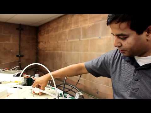 Nuclear Fusion:  DPF:  Murali spark plug installation demo