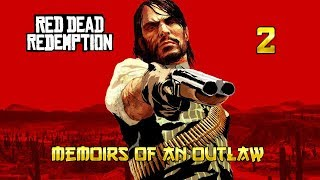 Memoirs of an Outlaw | Red Dead Redemption