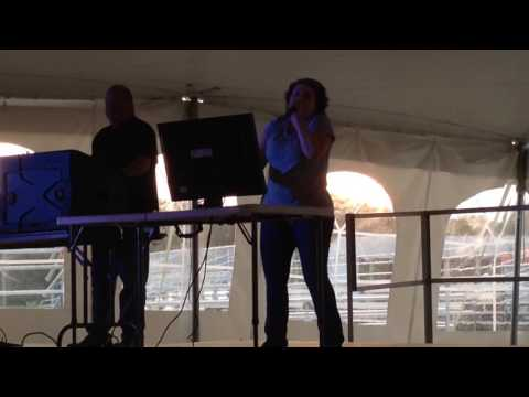 "Genevieve ""Oh! Darling"" Dupage County Fair Karaoke Contest 2016"