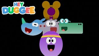 The Shadow Badge - Hey Duggee Series 2 - Hey Duggee
