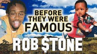ROB STONE - Before They Were Famous - ROB $TONE - Chill Bill Rapper