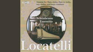 Sonata in G Minor, Op. 2, No. 6 for Flute and Basso Continuo: II. Allegro