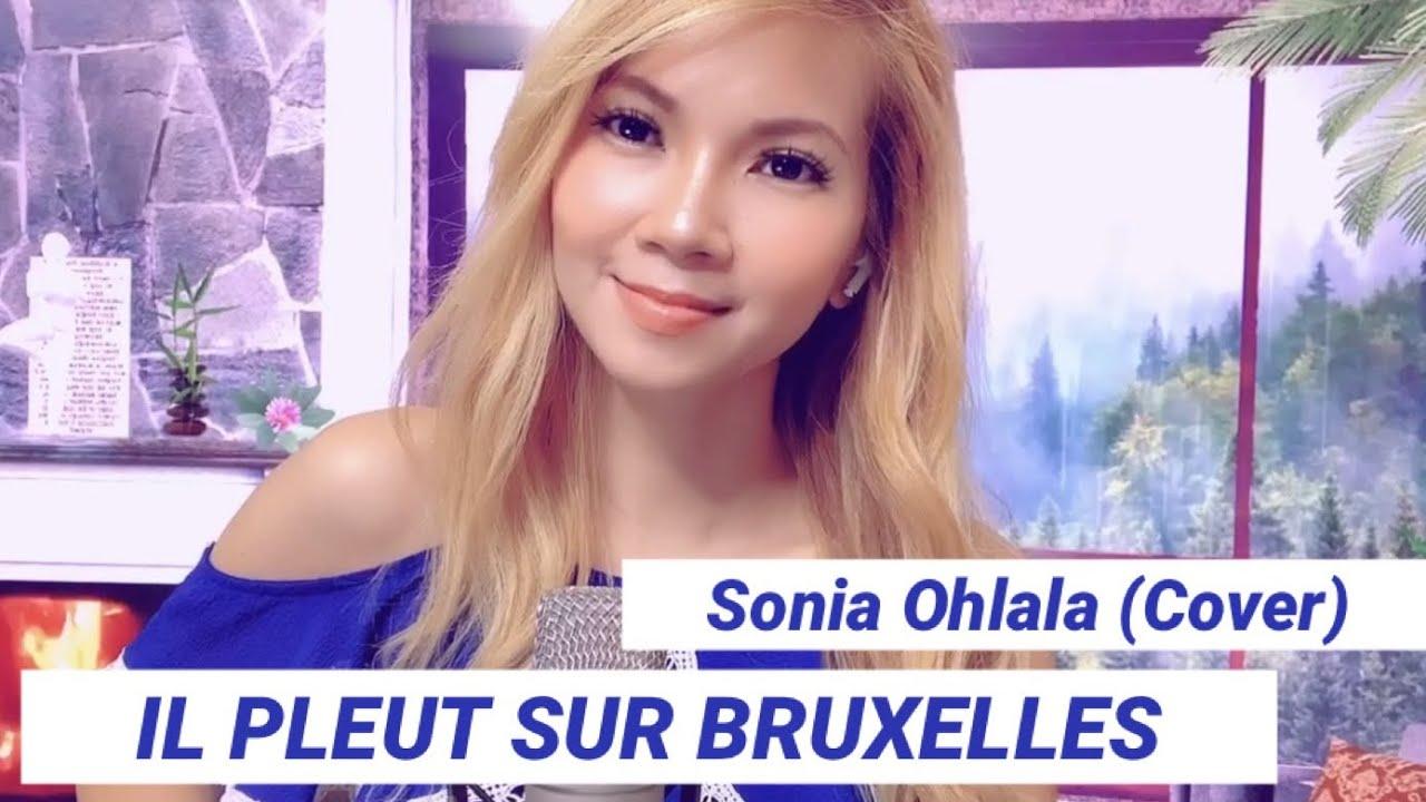 Il pleut sur Bruxelles   Sonia Ohlala Cover  Guitar Acoustic