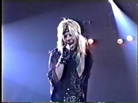 Mötley Crüe  Kickstart My Heart   Kansas 19891121