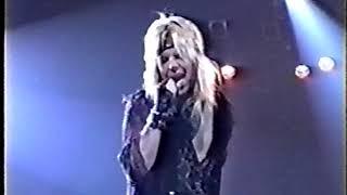 KICKSTART MY HEART En vivo en Kansas City, USA, el 21 de noviembre de 1989.