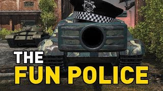 World of Tanks || THE FUN POLICE
