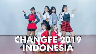 EVERGLOW _ Bon Bon Chocolat DANCE COVER BY XP-GIRLS #2019ChangFe #2019ChangFeIndonesia #KCCIndonesia