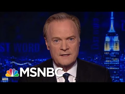 Lawrence On The White House Briefing Moment That Shocked Him | The Last Word | MSNBC