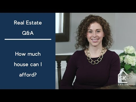 Real Estate Q&A - How much house can I afford?