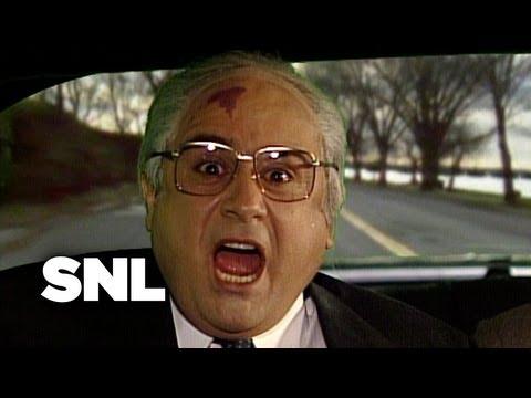 President Reagan Gives Gorbachev a Tour of Washington D.C. - SNL
