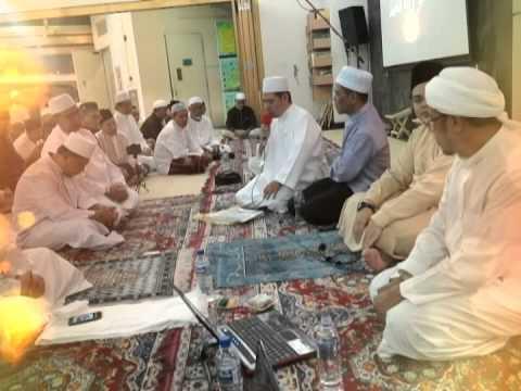 Takbir Hari Raya Tahun 2013 di Masjid An-Nahdhah