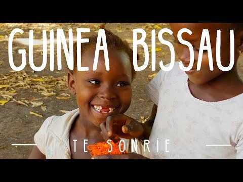 Guinea Bissau te sonríe