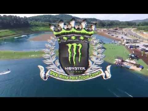 2015 Monster Energy Wake Park Triple Crown at Terminus Wake Park