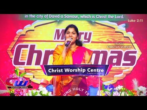Amazing Hindi song || Shor Duniya me yeh Ho gaya..... By Sis. Nissy Paul
