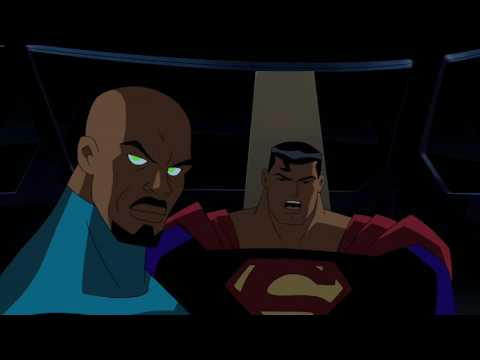 Justice League turns themselves in