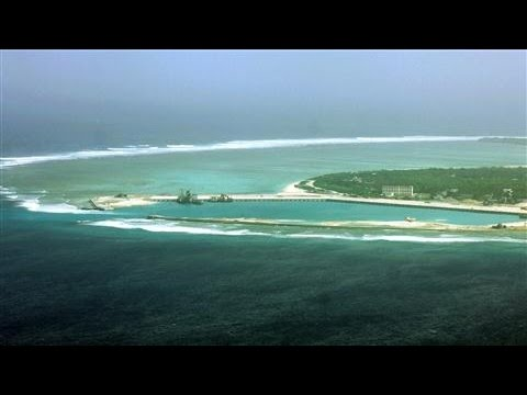 China Places Missiles on a South China Sea Island