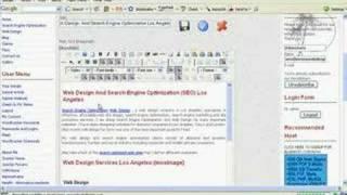 Joomla CMS and SEO Meta Tags - Keywords, Description, Titles