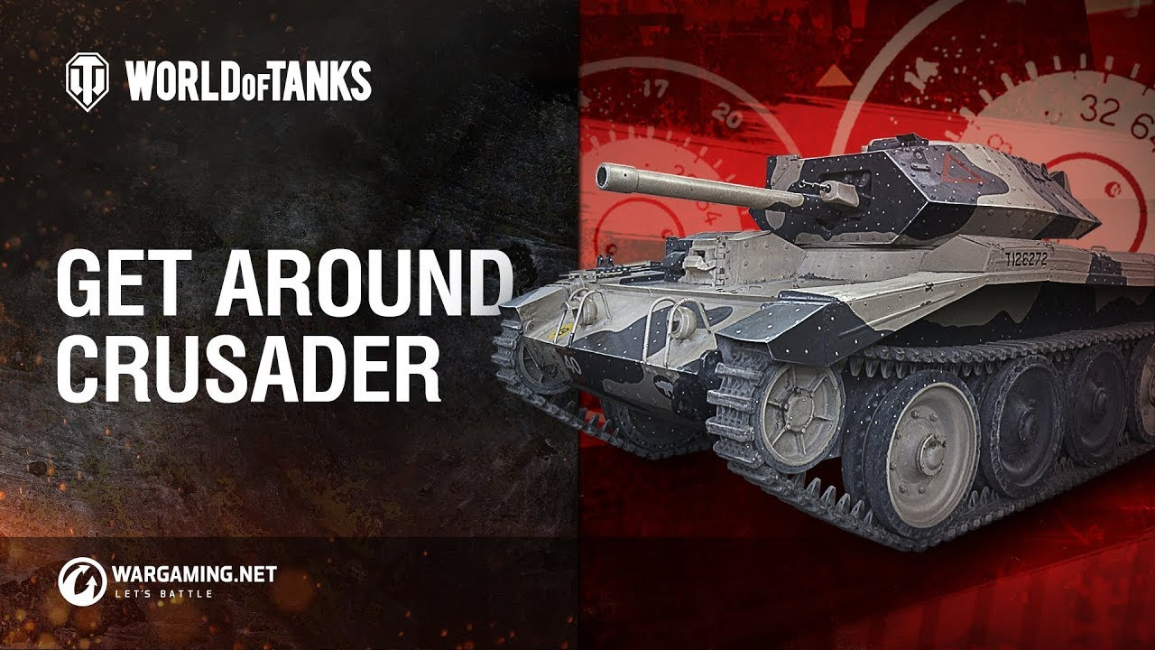 Download Inside the Chieftain's Hatch: Crusader Pt. 1