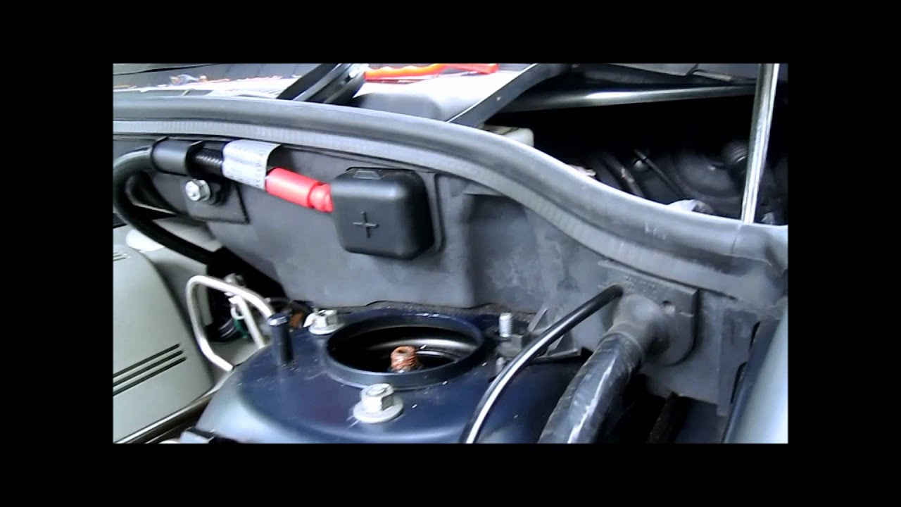 maxresdefault bmw x5 air strut replacement diy guide youtube 2001 BMW X5 Interior Diagram at mifinder.co