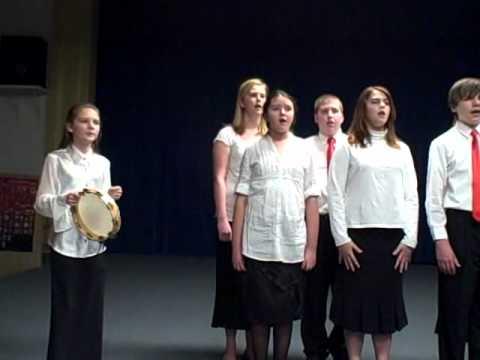 Part 3 - Bethany Community Middle School Christmas Chorus 2010