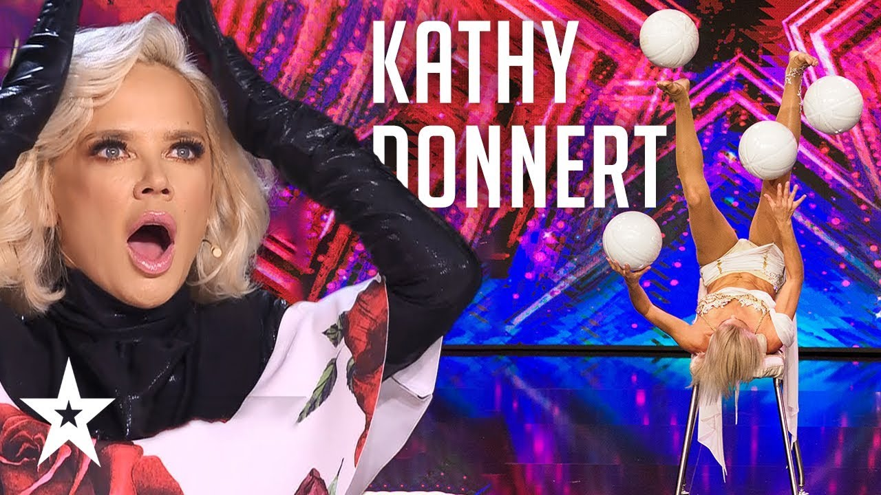 Download The night Kathy Donnert turned the world upside down │Supertalent 2019│Auditions