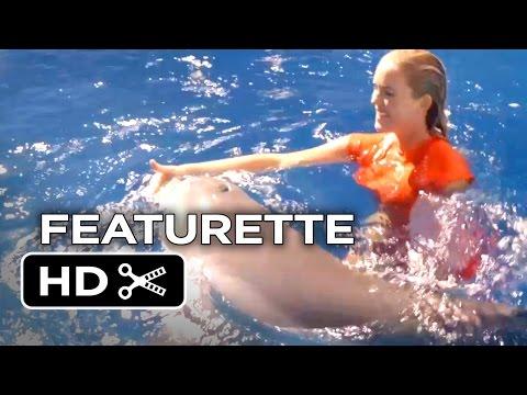 Dolphin Tale 2 Featurette - The Inspiration of Bethany Hamilton (2014) - Morgan Freeman Drama HD
