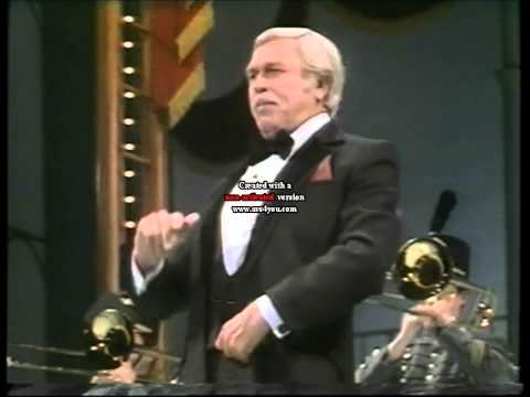 Howard Keel: '76 Trombones' -1982 Royal Variety Performance