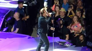 U2 - Bad - U of Phoenix Stadium - Glendale, AZ