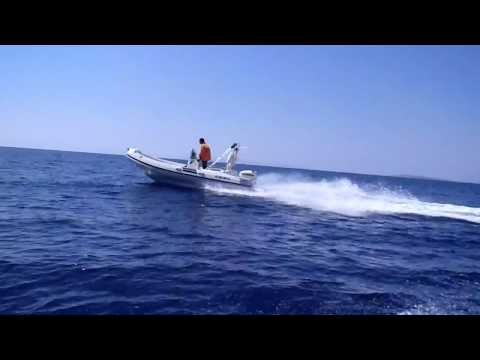 Nautica Led 540 GS. Πρωτη βολτα-δοκιμη.