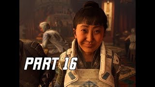 ANTHEM Walkthrough Gameplay Part 16 - Princess (PC Ultra Let's Play)