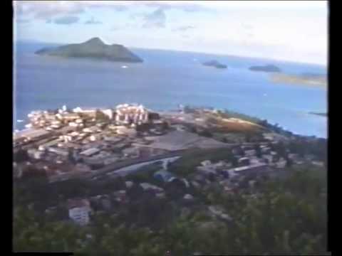 FEBA Seychelles - Studios and Admin at Sans Souci - 1990