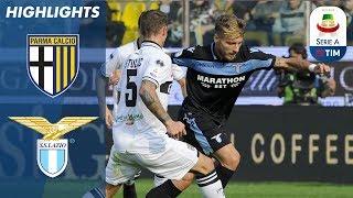 Parma 0-2 Lazio | Immobile And Correa Seal It For Lazio | Serie A