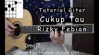 Belajar Gitar (Cukup Tau - Rizky Febian)