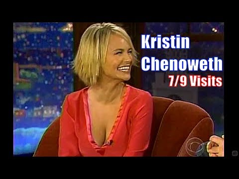 Kristin Chenoweth  Craig Falls In Love First 5 Minutes  79 Visits In Chronological Order