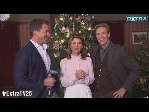 Lori Loughlin Reveals How She Preps for 'When Calls the Heart' s with Jack Wagner