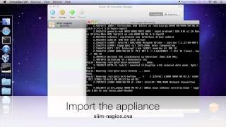 Deploying Siim Nagios Virtual Machine Using Virtualbox