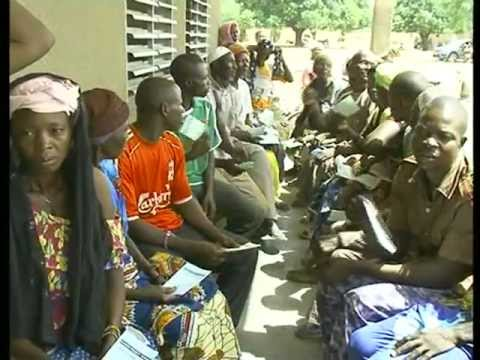 Health Partnership Provides Free HIV Screening - THP-Burkina Faso