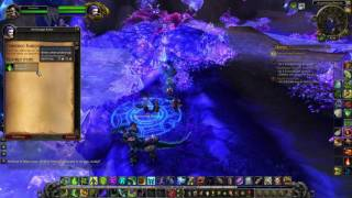 World of Warcraft Tempering Darkness Class Hall Legion Quest Guide
